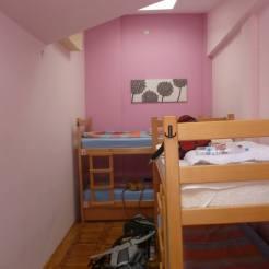 Manga Hostel Bedroom